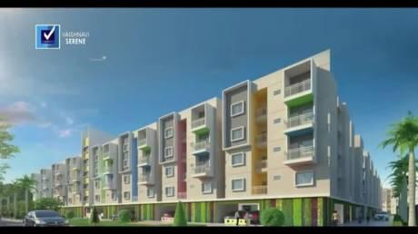 900 sqft, 2 bhk Apartment in Vaishnavi Serene Yelahanka, Bangalore at Rs. 48.2000 Lacs