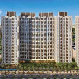 670 sqft, 3 bhk Apartment in MICL Aaradhya Highpark Project 2 Of Phase I Mira Road East, Mumbai at Rs. 1.2400 Cr