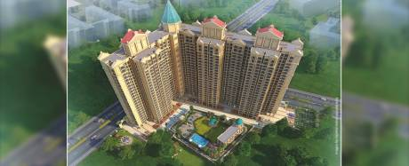 649 sqft, 2 bhk Apartment in Siddhi Highland Park Building 2 K25 Wing A Phase 2 Thane West, Mumbai at Rs. 98.0000 Lacs
