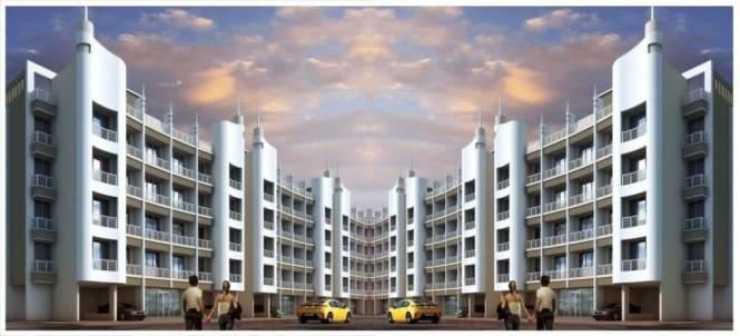 493 sqft, 2 bhk Apartment in Builder arihant anshula Taloja, Mumbai at Rs. 49.0000 Lacs