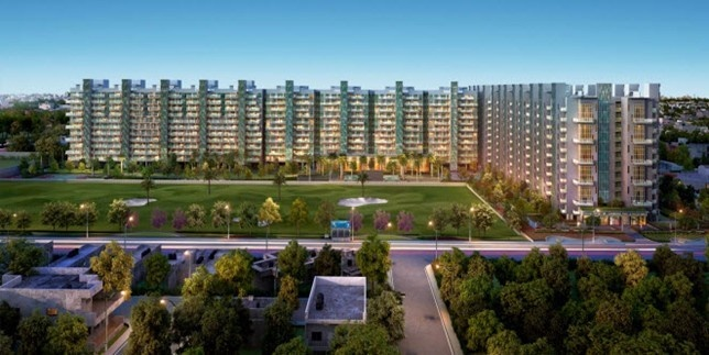 3140 sqft, 3 bhk Villa in MB Infrabuild Beverly Golf Avenue Phase 2 Sector 66, Mohali at Rs. 2.1198 Cr