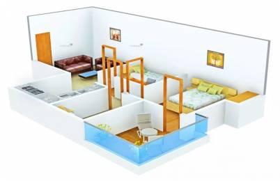 650 sqft, 1 bhk Apartment in Trehan Royal Court Shahjahanpur, Neemrana at Rs. 5000