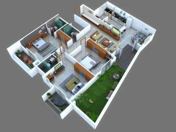 2064 sqft, 3 bhk Apartment in Builder Project Sarjapur Road, Bangalore at Rs. 1.1200 Cr