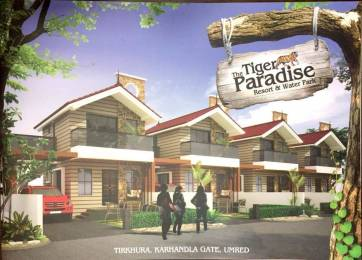 1200 sqft, 1 bhk Villa in Builder The Tiger Paradise Resort and Water Park Karhandla, Nagpur at Rs. 32.0000 Lacs