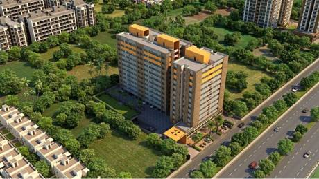 1215 sqft, 2 bhk Apartment in Builder Shayona Arise Hanspura, Ahmedabad at Rs. 26.0000 Lacs