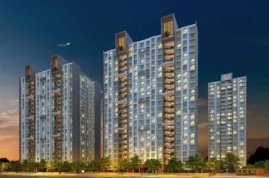 1056 sqft, 2 bhk Apartment in Godrej Green Glades Near Nirma University On SG Highway, Ahmedabad at Rs. 47.9900 Lacs
