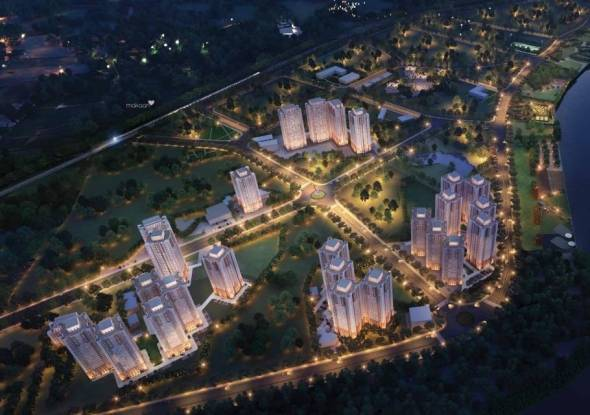 400 sqft, 1 bhk Apartment in Neptune Ramrajya Neptune Ekansh A Ambivali, Mumbai at Rs. 19.9000 Lacs