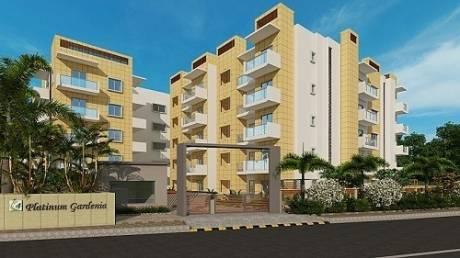 1205 sqft, 2 bhk Apartment in Builder Platinum Lifestyle jp nagar 9th phase near KRB indian oil petrol bunk JP Nagar Phase 9, Bangalore at Rs. 63.0000 Lacs