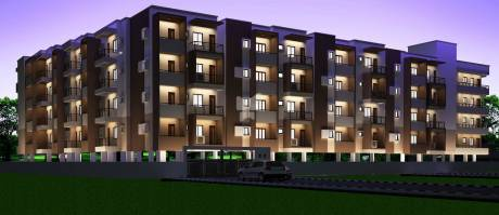 1069 sqft, 2 bhk Apartment in Green Leaf Ishanvi Green Leaf Kengeri, Bangalore at Rs. 48.1050 Lacs
