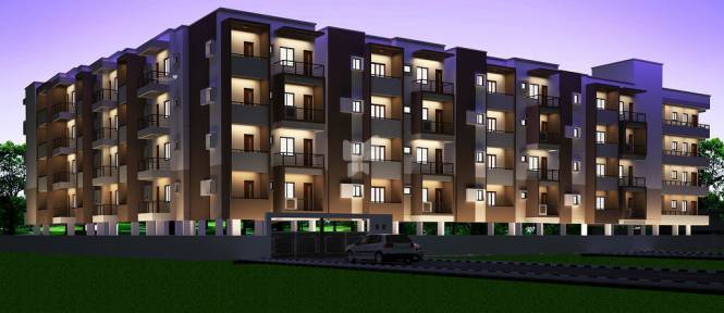 1483 sqft, 3 bhk Apartment in Green Leaf Ishanvi Green Leaf Kengeri, Bangalore at Rs. 66.7350 Lacs
