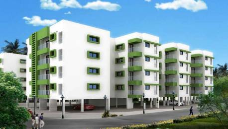 1572 sqft, 3 bhk Apartment in Rakindo Orchids Kovai Pudur, Coimbatore at Rs. 46.7206 Lacs