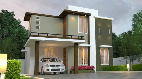 1050 sqft, 2 bhk IndependentHouse in Builder nellliesss Vandithavalam Vilayodi Chittur Road, Palakkad at Rs. 22.0000 Lacs