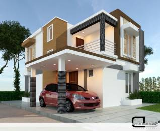 1300 sqft, 3 bhk IndependentHouse in Builder Perur Iswaryam RS Puram, Coimbatore at Rs. 53.0000 Lacs