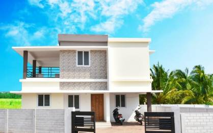 1255 sqft, 3 bhk Villa in Builder VR Sobanam Kozhikode Palakkad Highway, Palakkad at Rs. 27.0000 Lacs