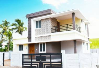 1500 sqft, 3 bhk IndependentHouse in Builder Elegant VR shobanam Houses Palakkad Pollachi Road, Palakkad at Rs. 33.0000 Lacs