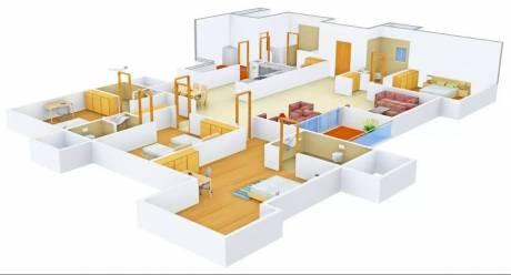 3596 sqft, 4 bhk Apartment in Embassy Pristine Bellandur, Bangalore at Rs. 70000