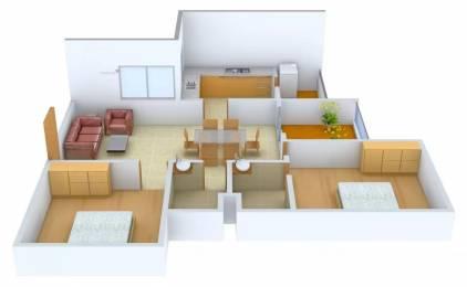 1185 sqft, 2 bhk Apartment in Ark Cloud City Kadugodi, Bangalore at Rs. 70.5000 Lacs