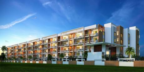 1157 sqft, 2 bhk Apartment in Mahaveer Carnation Talaghattapura, Bangalore at Rs. 60.5100 Lacs