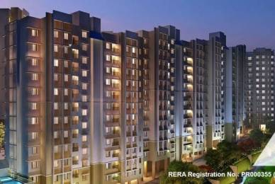 1093 sqft, 2 bhk Apartment in Provident Skyworth Derebail, Mangalore at Rs. 46.0000 Lacs