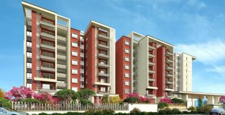 1400 sqft, 2 bhk Apartment in Brigade Symphony Metagalli, Mysore at Rs. 71.0000 Lacs