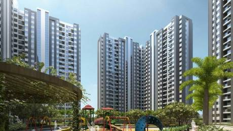 1096 sqft, 3 bhk Apartment in VTP Blue Waters Mahalunge, Pune at Rs. 65.0000 Lacs
