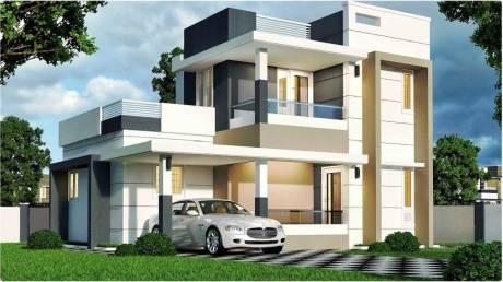 1500 sqft, 3 bhk Villa in Builder chathamkulam temple park chandranagar Puthur, Palakkad at Rs. 50.0000 Lacs