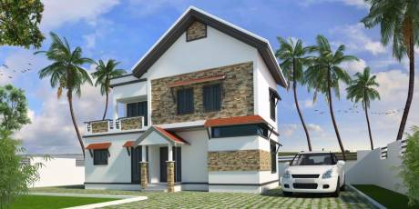750 sqft, 2 bhk Villa in Chathamkulam Kalpathy River View Kalpathy, Palakkad at Rs. 25.0000 Lacs