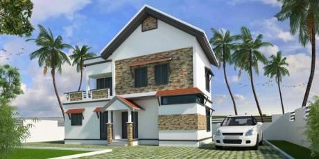 800 sqft, 2 bhk Villa in Builder Temple park chandranagar Chandranagar, Palakkad at Rs. 27.0000 Lacs