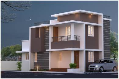 1500 sqft, 3 bhk Villa in Builder Kalapathy river view olavakkod Puthur, Palakkad at Rs. 45.0000 Lacs
