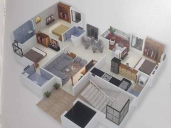 1500 sqft, 3 bhk Apartment in Builder Radha Govind Bajaj nagar, Nagpur at Rs. 1.0500 Cr