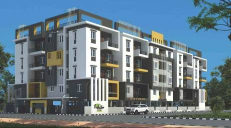 1063 sqft, 2 bhk Apartment in Builder Project Borewell Road, Bangalore at Rs. 49.0200 Lacs
