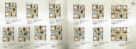 1565 sqft, 3 bhk Apartment in SLN Greens Sarjapur, Bangalore at Rs. 61.0350 Lacs