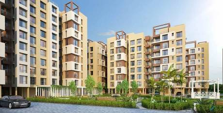 1152 sqft, 2 bhk Apartment in Essen Raj Manohar Residency Raghunathpur, Bhubaneswar at Rs. 53.8062 Lacs