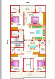 1900 sqft, 4 bhk BuilderFloor in Builder Project Shalimar Garden Extension I, Ghaziabad at Rs. 90.0000 Lacs