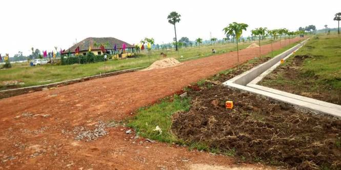 1800 sqft, Plot in Builder GOLDEN BIRD Bhogapuram, Visakhapatnam at Rs. 18.0000 Lacs