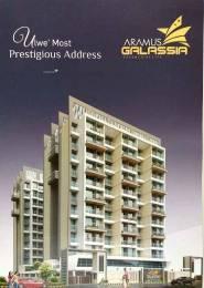 700 sqft, 1 bhk Apartment in Gurukrupa Aramus Galassia Ulwe, Mumbai at Rs. 50.0000 Lacs