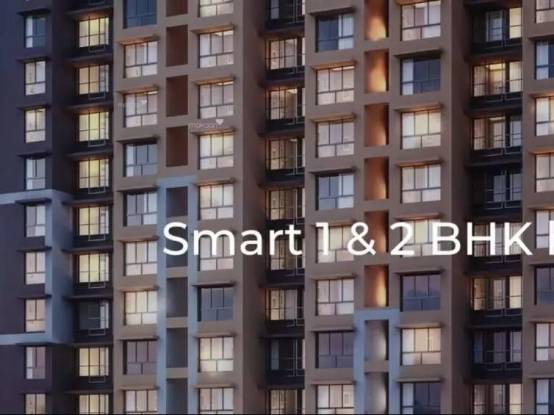 462 sqft, 1 bhk Apartment in Chandak Nishchay Wing F Borivali East, Mumbai at Rs. 62.0000 Lacs
