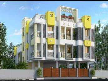 863 sqft, 2 bhk Apartment in Builder Project Selaiyur, Chennai at Rs. 42.2870 Lacs