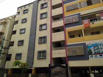 1075 sqft, 2 bhk Apartment in Builder SHIV DURGA GOKULAM 8th Phase, Bangalore at Rs. 44.0000 Lacs