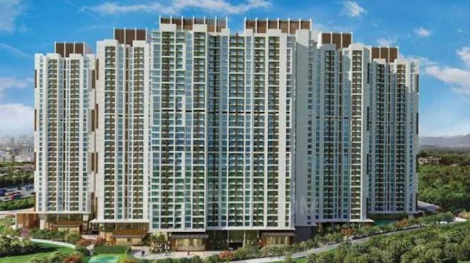 741 sqft, 2 bhk Apartment in MICL Aaradhya Highpark Project 2 Of Phase I Mira Road East, Mumbai at Rs. 1.1900 Cr