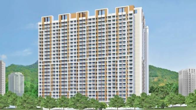 383 sqft, 1 bhk Apartment in PNK Space Tiara Hills Phase I Bldg No 3 5 And 2 Mira Road East, Mumbai at Rs. 41.5000 Lacs