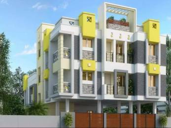 900 sqft, 2 bhk Apartment in Builder Project Selaiyur, Chennai at Rs. 44.1000 Lacs