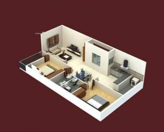 1100 sqft, 2 bhk Apartment in YD Exotica Banaswadi, Bangalore at Rs. 71.5000 Lacs