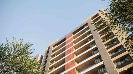 2415 sqft, 4 bhk Apartment in Builder Project vastrapur Lake, Ahmedabad at Rs. 1.3350 Cr
