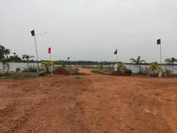 1800 sqft, Plot in Utkarsha Paradise Bhogapuram, Visakhapatnam at Rs. 22.0000 Lacs