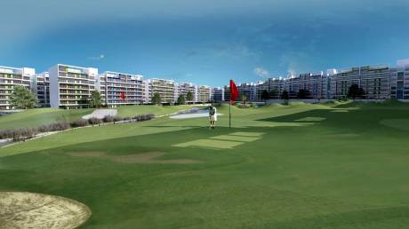 580 sqft, 1 bhk Apartment in Pacific Golf Estate Kulhan, Dehradun at Rs. 24.7600 Lacs