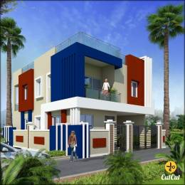 1200 sqft, 3 bhk Villa in Builder The Space Patrapada, Bhubaneswar at Rs. 75.0000 Lacs