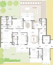2100 sqft, 4 bhk Apartment in Emaar Palm Terraces Sector 66, Gurgaon at Rs. 1.8500 Cr
