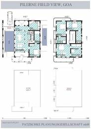 2583 sqft, 4 bhk Villa in Builder independent 4 BR Villas Pilerne, Goa at Rs. 3.2500 Cr