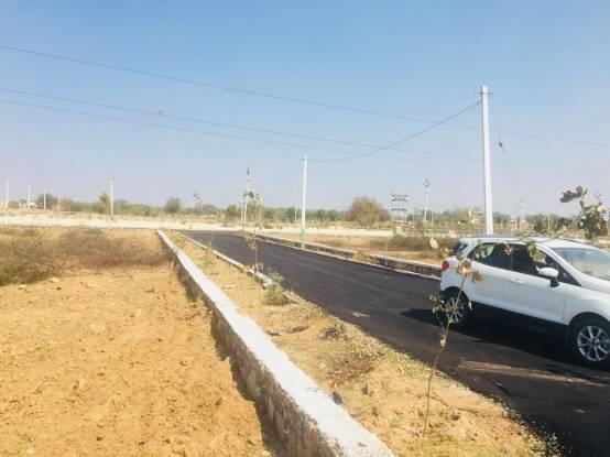 150 sqft, Plot in Kedia Kedias Ganpati Greens Bhankrota, Jaipur at Rs. 10.3000 Lacs